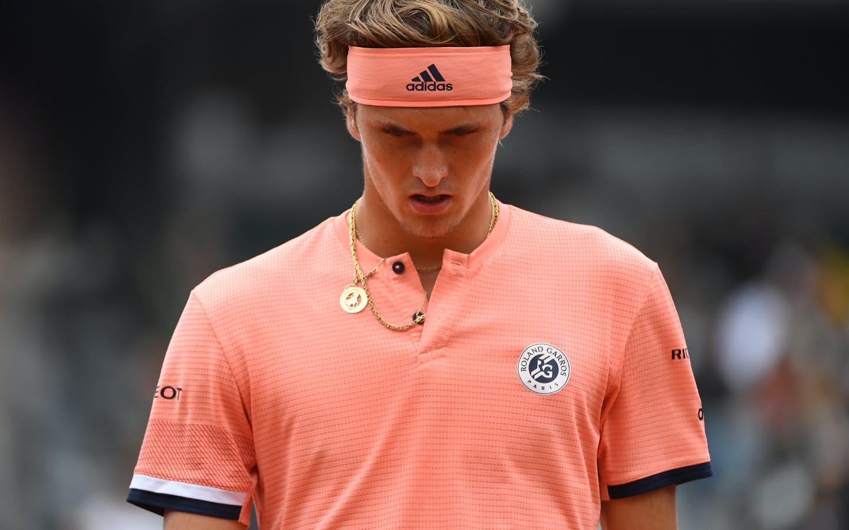 Alexander Zverev, Roland-Garros 2018