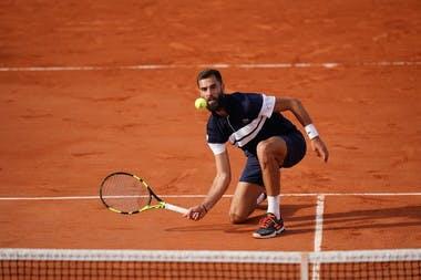 Roland-Garros 2019 - Benoît Paire -