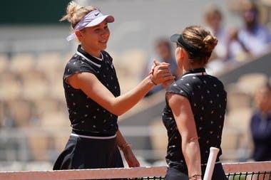 Amanda Anisimova - Simona Halep - Roland-Garros 2019