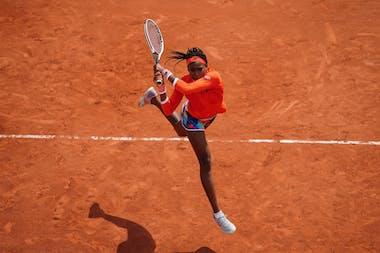 Coco Gauff Roland-Garros 2021