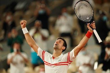 Novak Djokovic, Roland-Garros 2021 semifinal