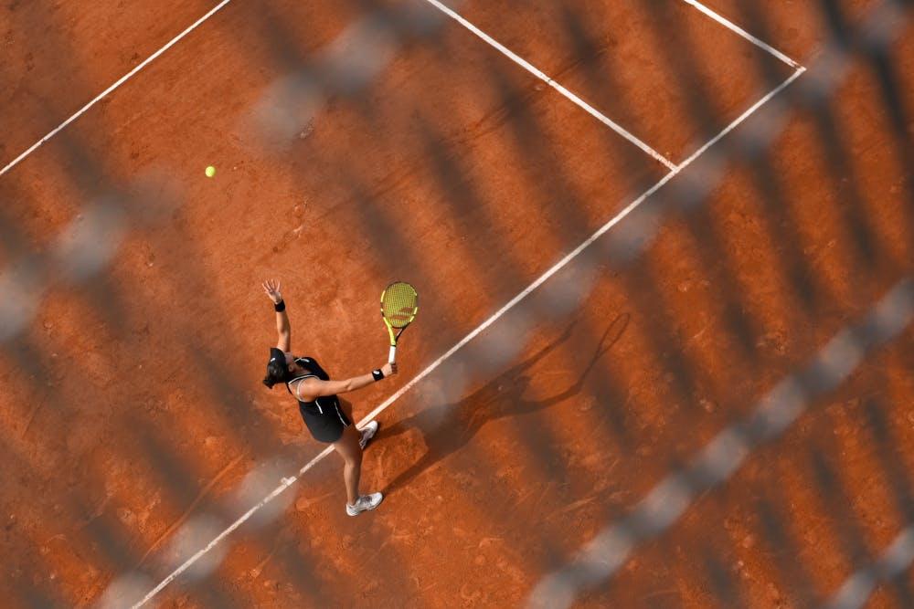 Roland-Garros 2018, Caroline Dolehide