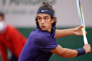 Lorenzo Musetti, Roland Garros 2021, third round