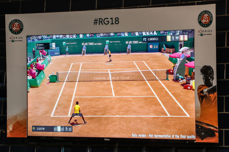 eSeries Roland-Garros