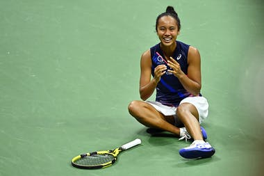 Leylah Fernandez / US Open 2021