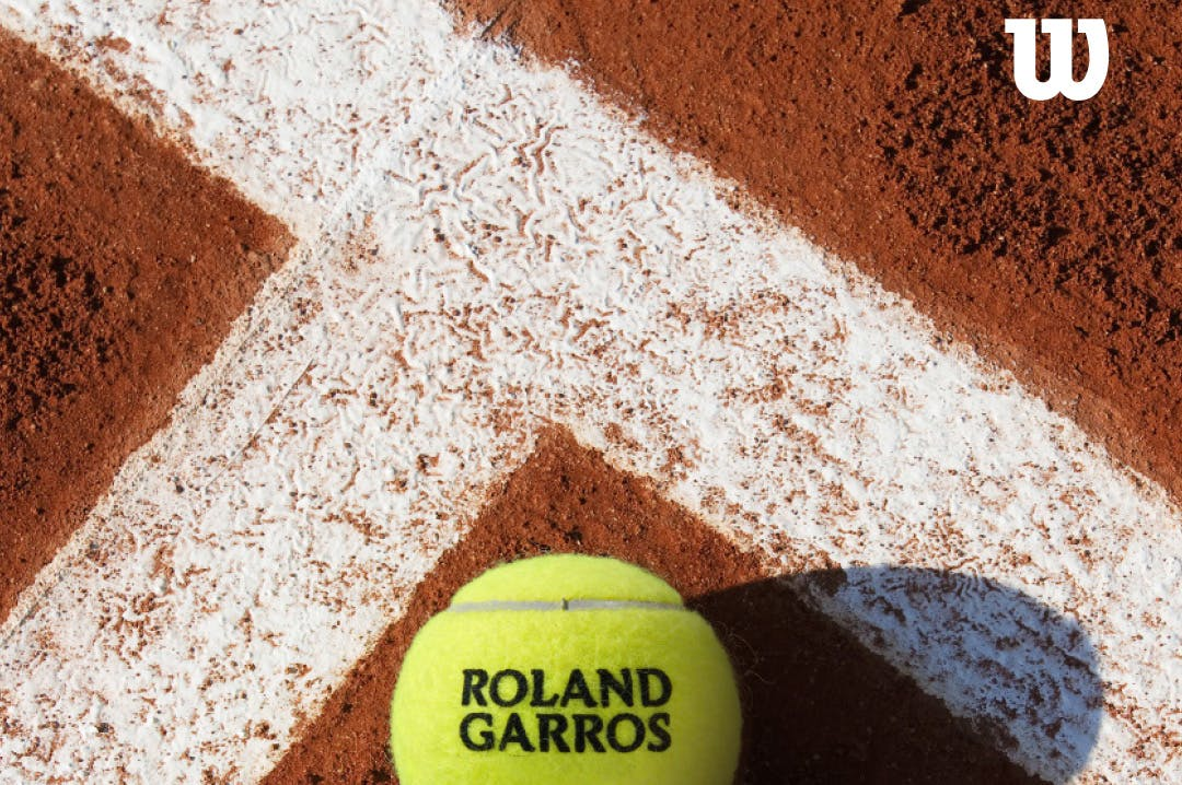 Wilson Sporting Goods, Official Partner of Roland-Garros and the FFT -  Roland-Garros - The 2020 Roland-Garros Tournament official site