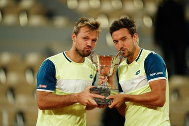 Andreas Mies, Kevin Krawietz, Roland Garros 2020, doubles final