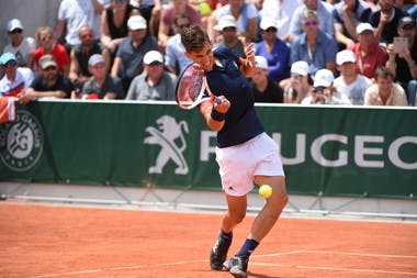 Roland-Garros 2018, Dominic Thiem, 2e tour, 2nd round