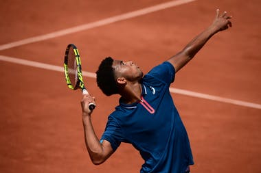 Arthur Fils, Roland Garros 2021, boys' singles