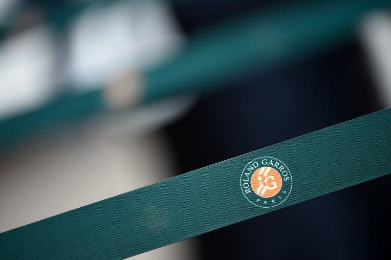 entrée des courts Roland-Garros.