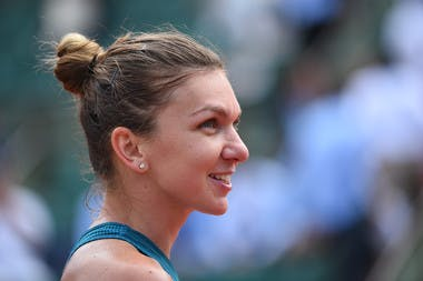 Simona Halep, Roland-Garros 2018, 8è de finale