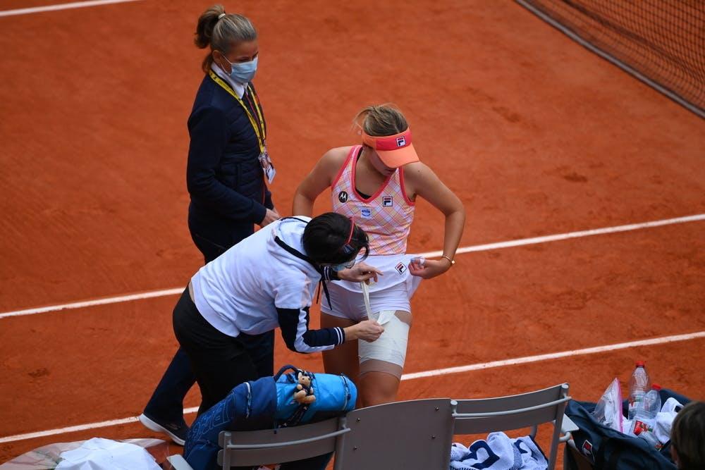 Sofia KENIN Roland-Garros 2020