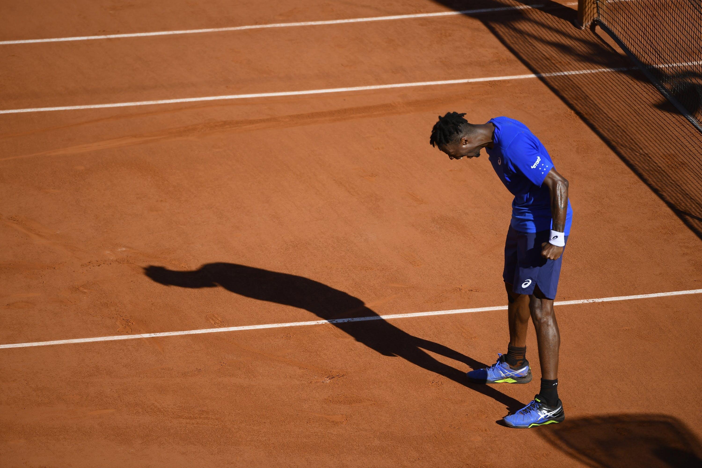 Roland-Garros Gaël Monfils