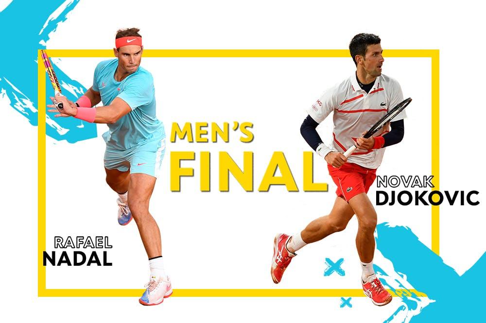 Men S Final Preview Djokovic V Nadal Roland Garros The 2021 Roland Garros Tournament Official Site