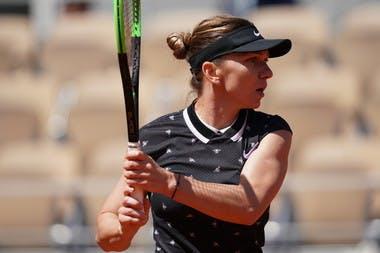 Simona Halep Roland Garros 2019 quarter-final