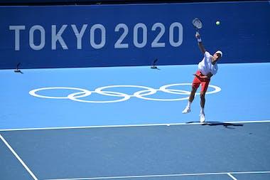 Novak Djokovic - Jeux Olympiques Tokyo 2020
