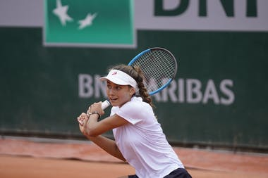 Ana Candiotto / Junior Wild Card Series by Oppo Roland-Garros 2020