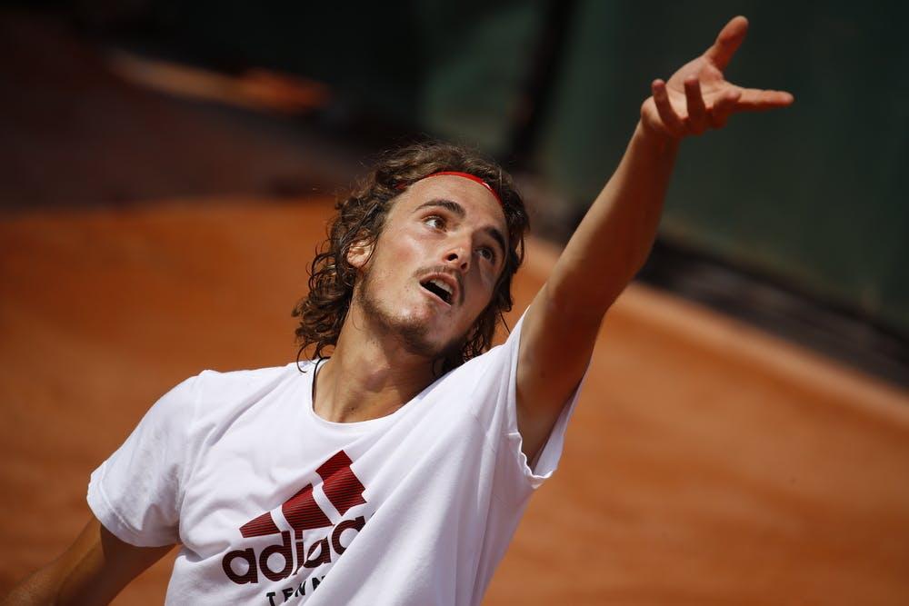 Stefanos Tsitsipas, Roland Garros 2018