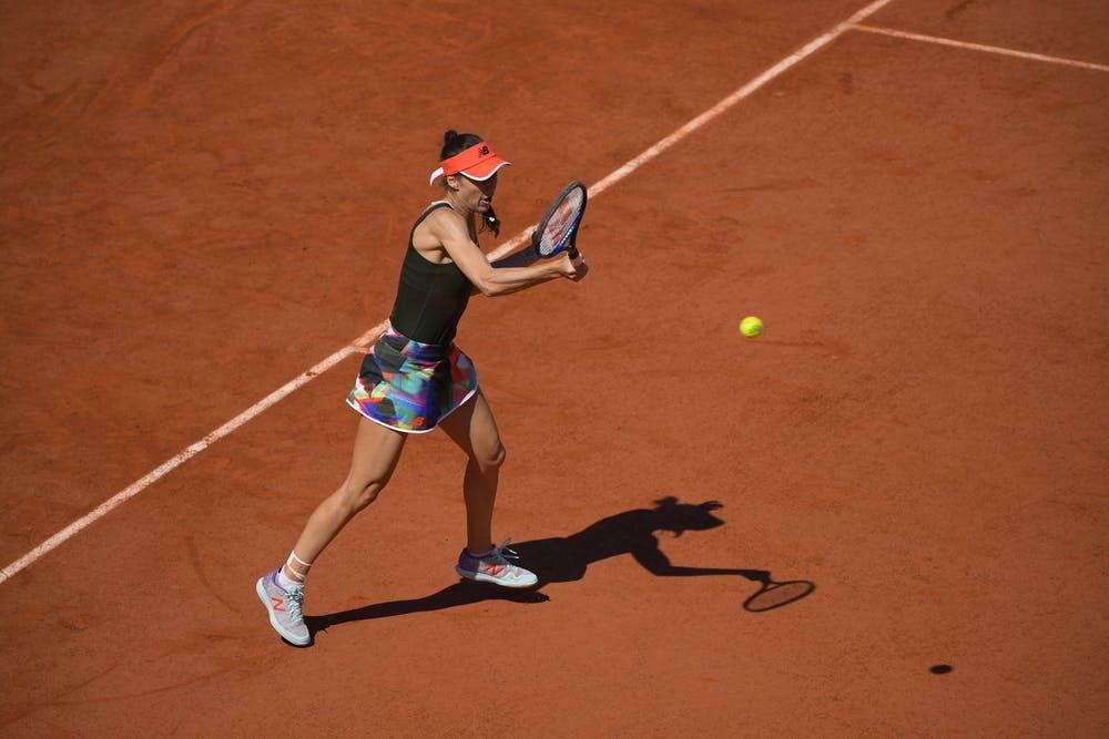 Sorana Cirstea, Roland-Garros 2021, last 16