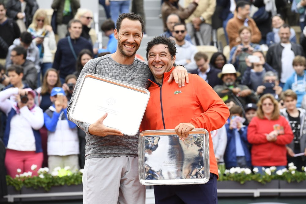 Michael Llodra and Sebastien Grosjean