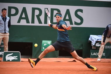 Del Potro first round 2019 Jarry