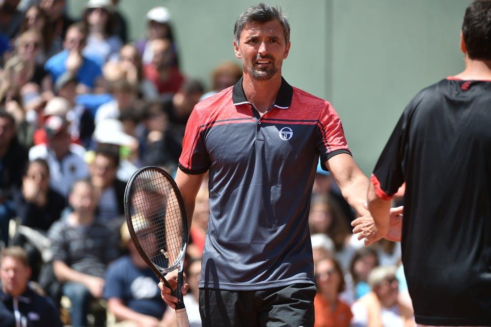 Goran Ivanisevic Roland Garros