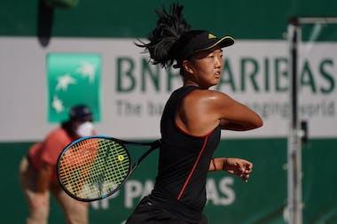 Ann Li, Roland Garros 2020, Qualifying first round