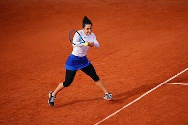 Martina Trevisan, Roland Garros 2020, fourth round