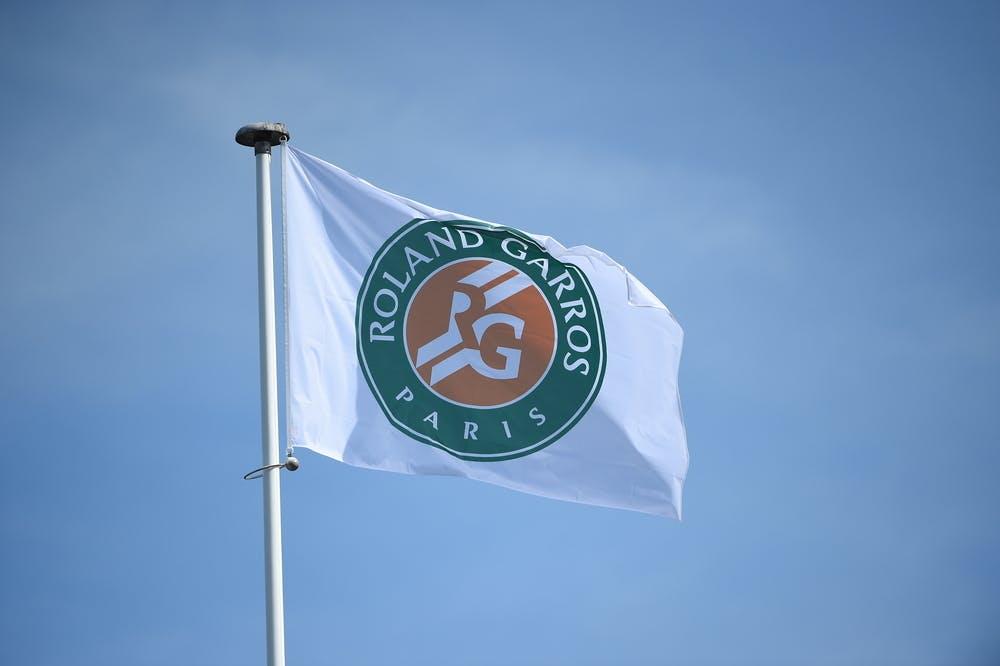 Roland-Garros flag