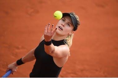 Eugenie Bouchard Roland-Garros 2017