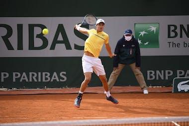 Daniel Altmaier Roland-Garros 2020