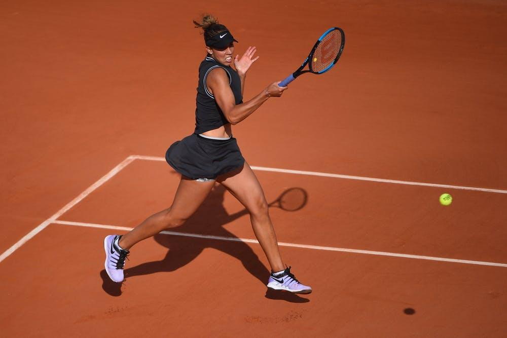 Madison Keys Roland-Garros