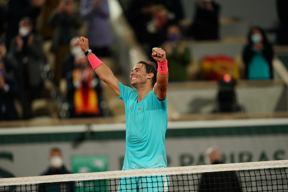 Rafael Nadal, Roland Garros 2020, final