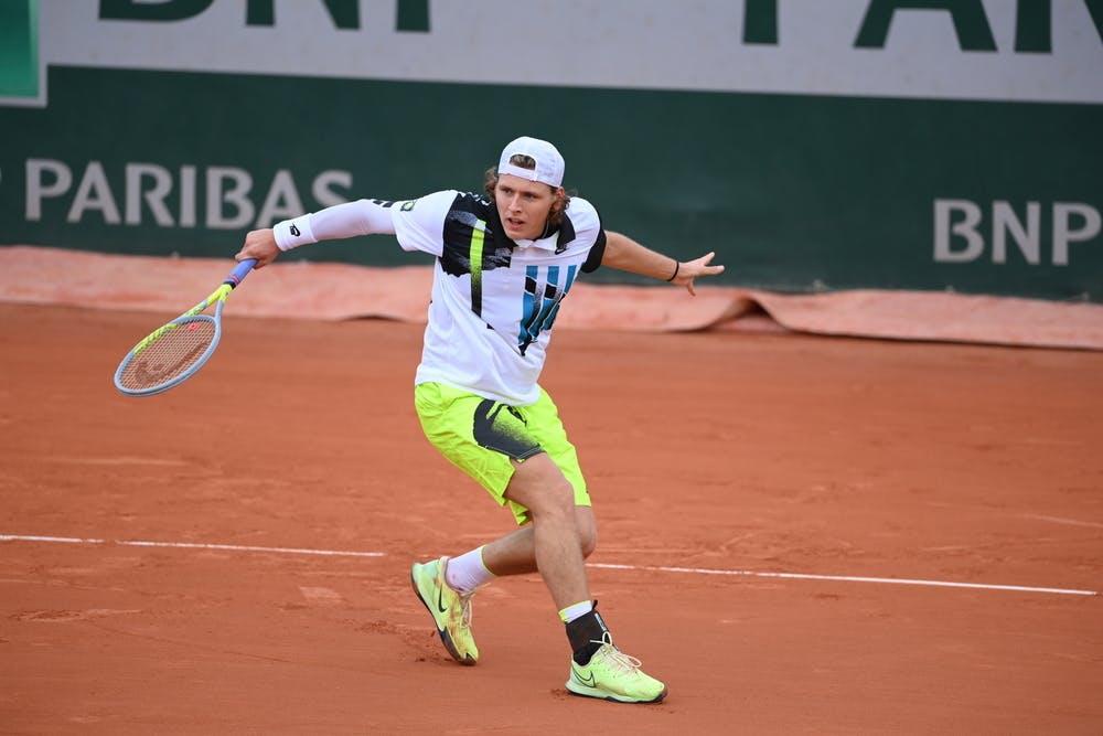 Lilian Marmousez, Roland Garros 2020, juniors third round