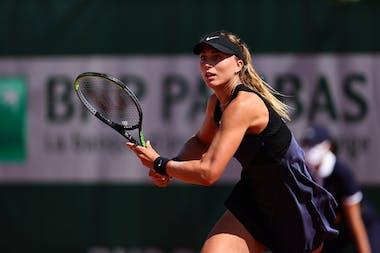 Paula Badosa, Roland-Garros 2021 first round
