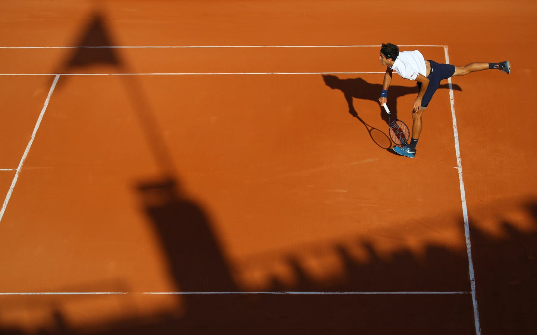 Roland-Garros 2018, Pierre-Hugues Herbert, 2e tour