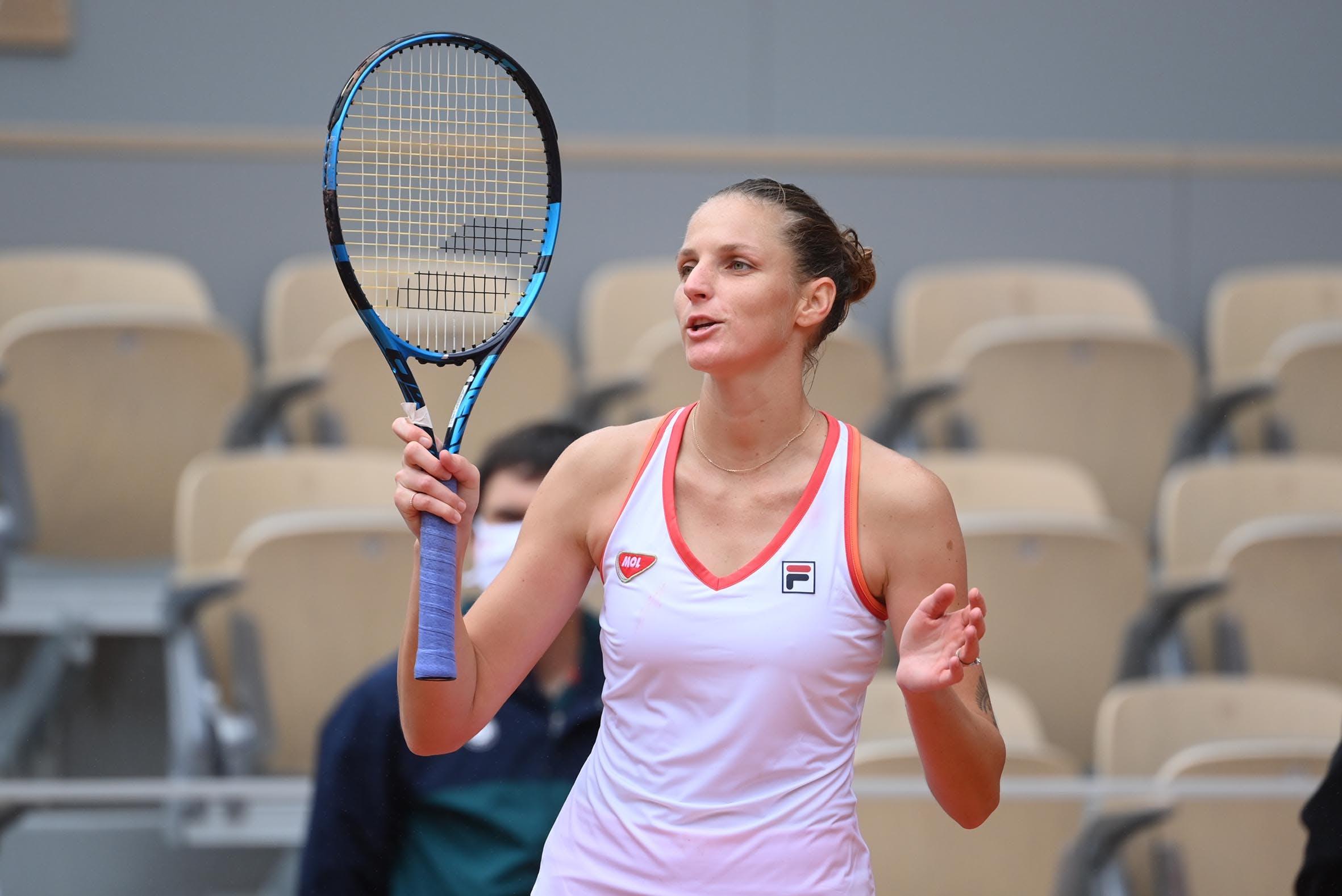 Karolina Pliskova Roland-Garros 2020