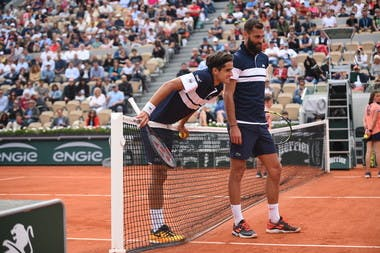 Pierre-Hugues Herbert and Benoit Paire