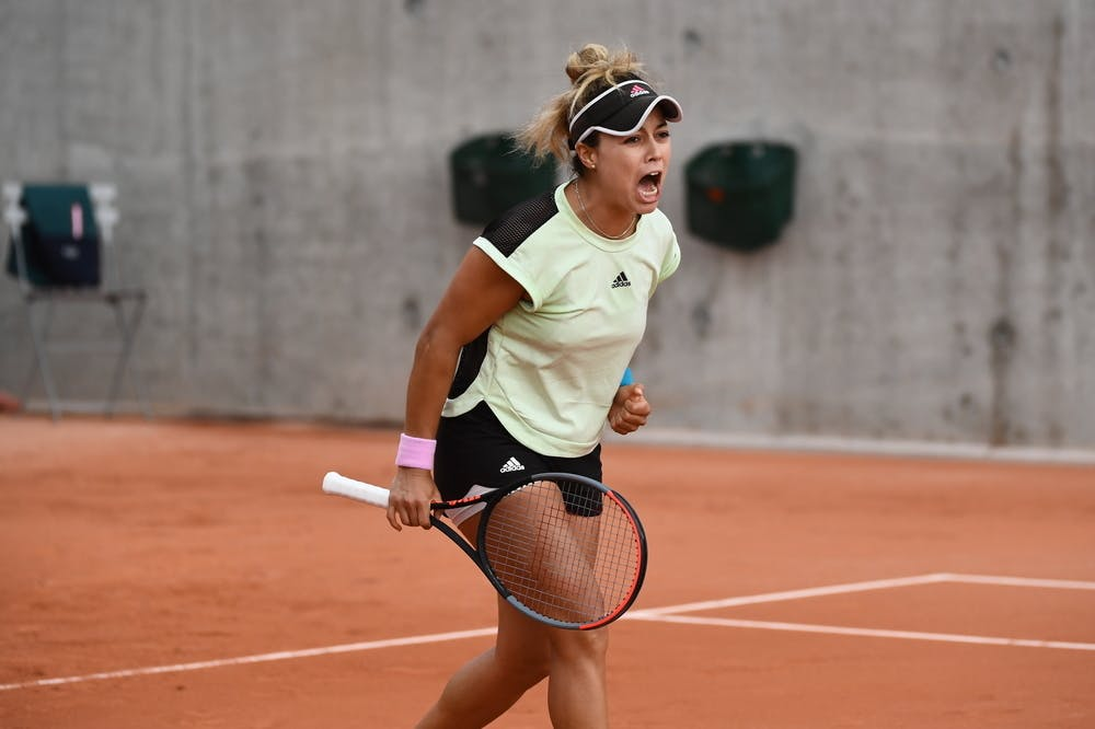 Renata Zarazua, Roland Garros 2020, qualifications