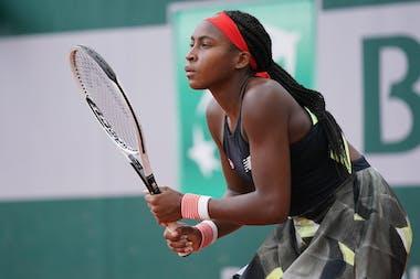 Cori Gauff / Roland-Garros 2021