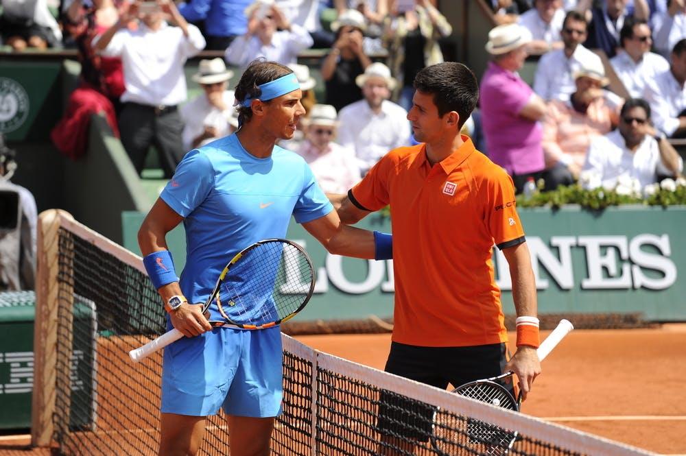 Rafael Nadal, Novak Djokovic, Roland Garros 2015, quarter-final