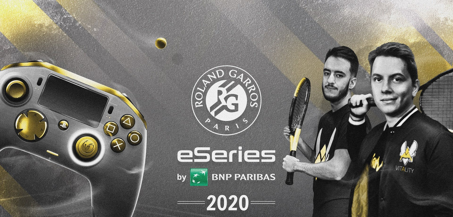 RG eSeries by BNP Paribas 2020 Team Vitality