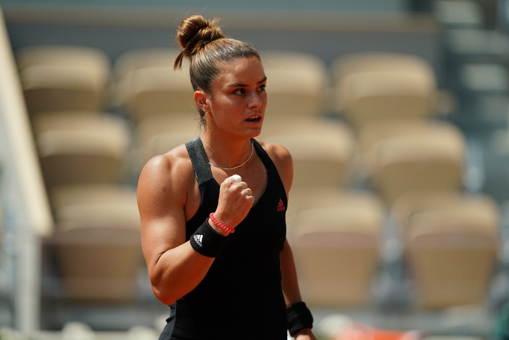 Maria Sakkari Roland-Garros