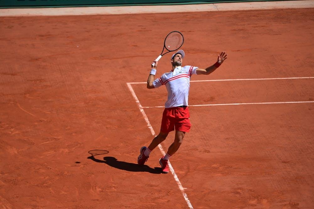 Novak Djkovic, Roland-Garros 2021, final