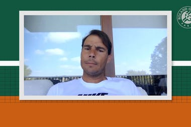 Chatting with Rafael Nadal
