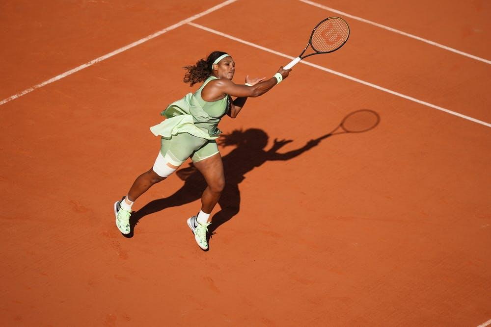 Serena Williams, Roland-Garros 2021, last 16