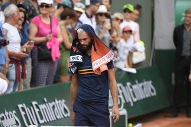 Benoît Paire Roland-Garros 2018