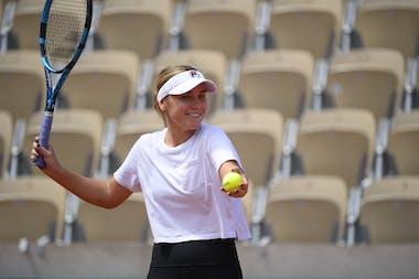 Sofia Kenin Roland-Garros 2021