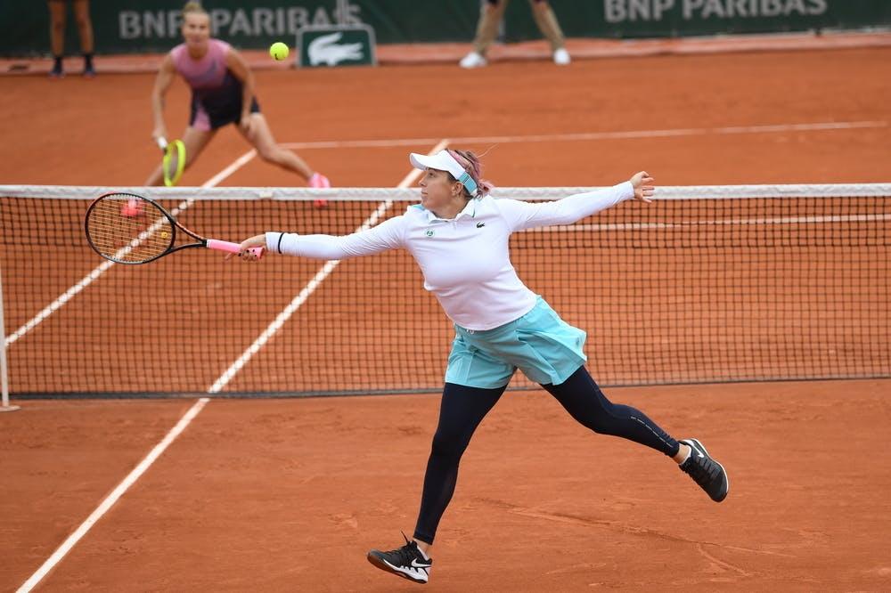 Anastasia Pavlyuchenkova, Roland Garros 2020, first round