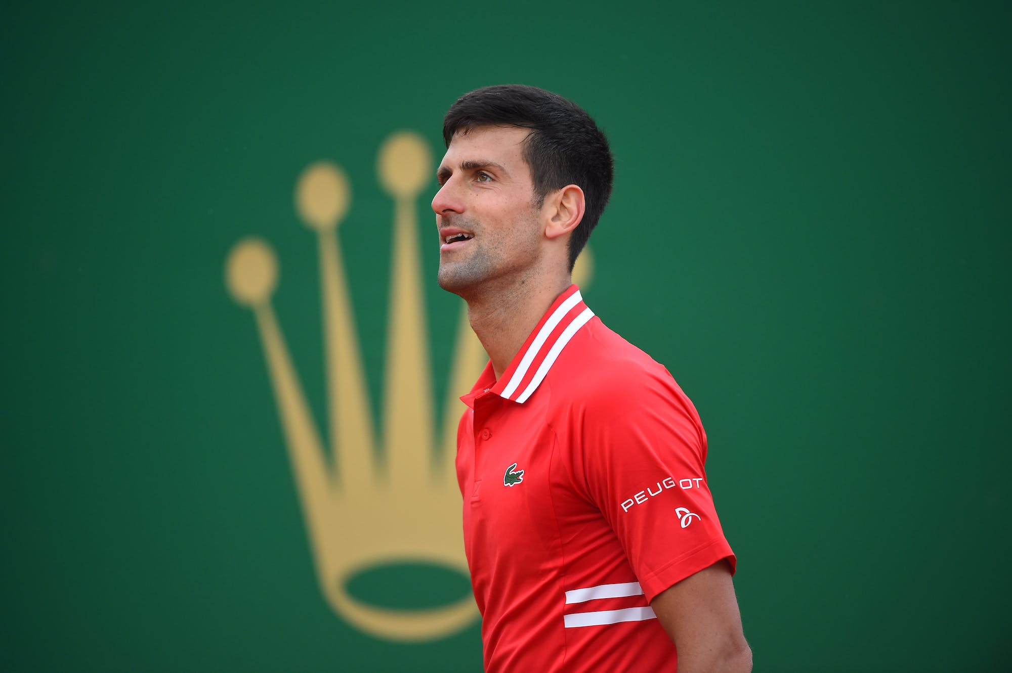 Novak Djokovic Monte-Carlo 2021